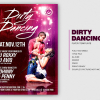 Dirty Dancing Flyer Template