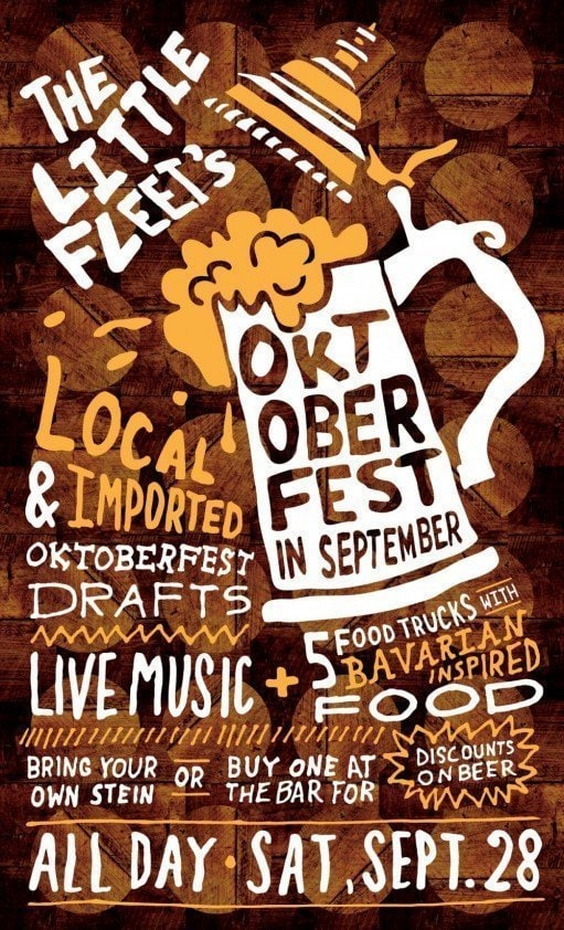 okotoberfest inspiration