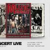 Concert Live Flyer Templates PSD Download Bundle V4