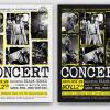 Live Concert Flyer Template V15