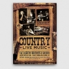 Country Live Flyer Template psd V3