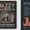 Jazz Festival Flyer Template V6