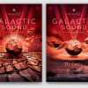 Galactic Sound Flyer Template PSD Download V3