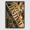 Jazz Festival Flyer Template Psd download