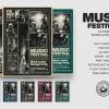 Music Festival Flyer Template V14