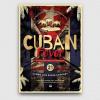 Cuban Fever Flyer Template, Salsa Psd flyers