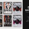 DJ Battle Flyer Bundle