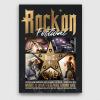 Rock Festival Flyer Template psd download V4