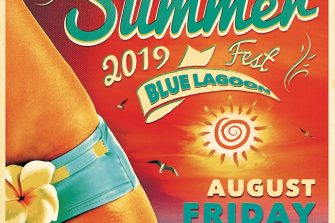 Summer Fest Flyer Template V4
