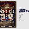 Cuban After Work Flyer Template