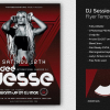 Dj Session Flyer Template V5