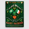 Saint Patricks Day Flyer Template V4