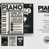 Piano Concerto Flyer Bundle