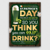 Saint Patricks Day Flyer Template V7