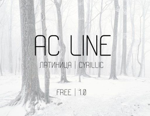 Ac lIbe free fonts